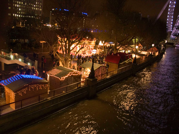 Christmas Markets A German Tradition In London
