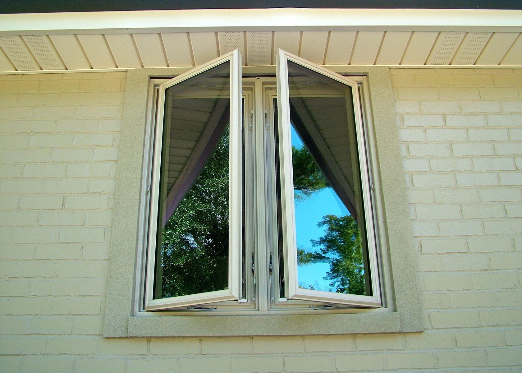 Vinyl Window Contractors In New Orleans Louisiana Double Insulated Windows Installation