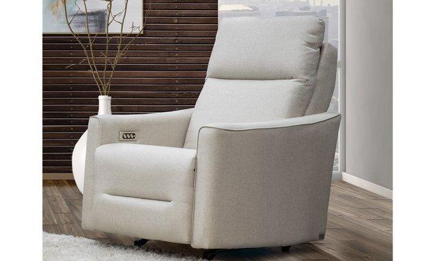 fauteuil inclinable motorise bercant et pivotant de elran fauteuils chaises accent meubles
