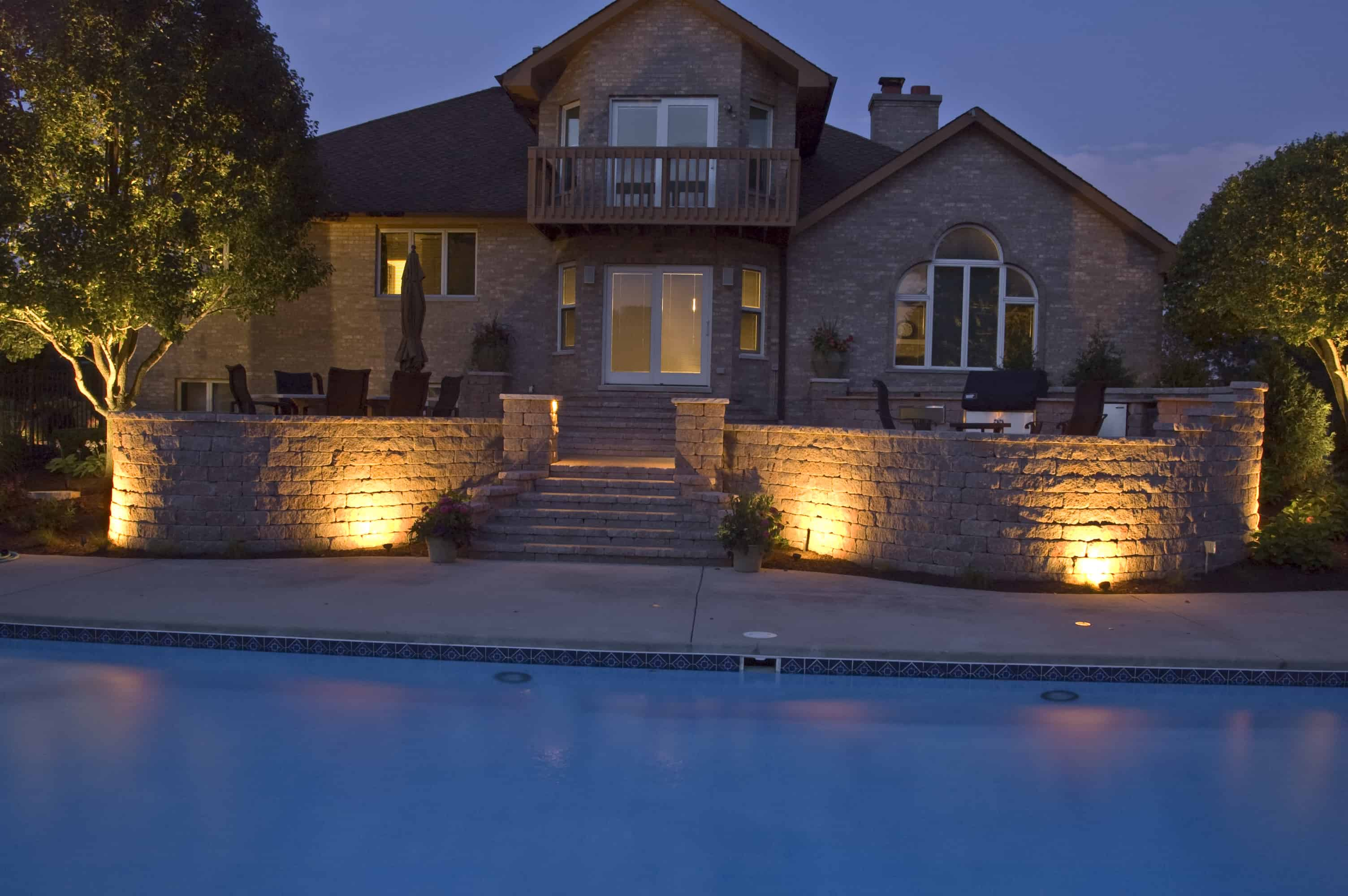 Lemont Accent Lighting Outdoor Lighting In Chicago Il