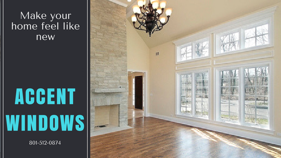 Let the Sun Shine Through with Accent Windows