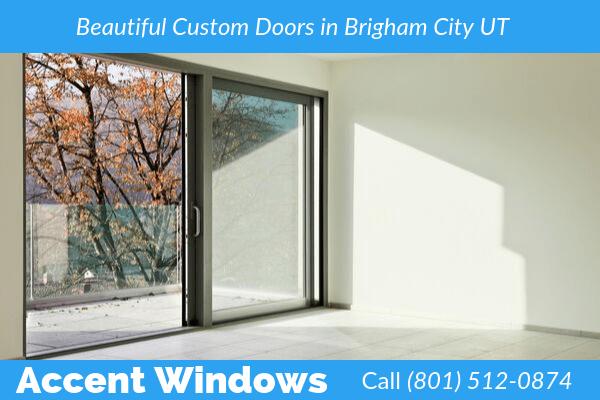 custom door installation Brigham City UT