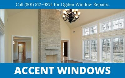 Call Accent Windows for Ogden Window Repairs