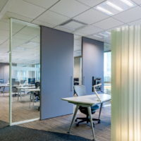 Solution acoustique bureaux Petitjean