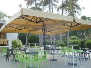parasols terras