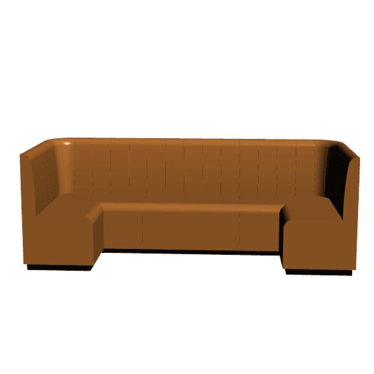 Fabrication mobilier sur mesure Banquette mt design 3d