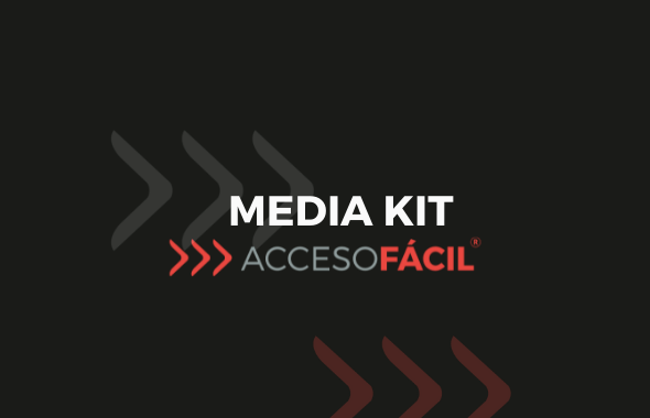 Media Kit / Logo ACCESOFÁCIL