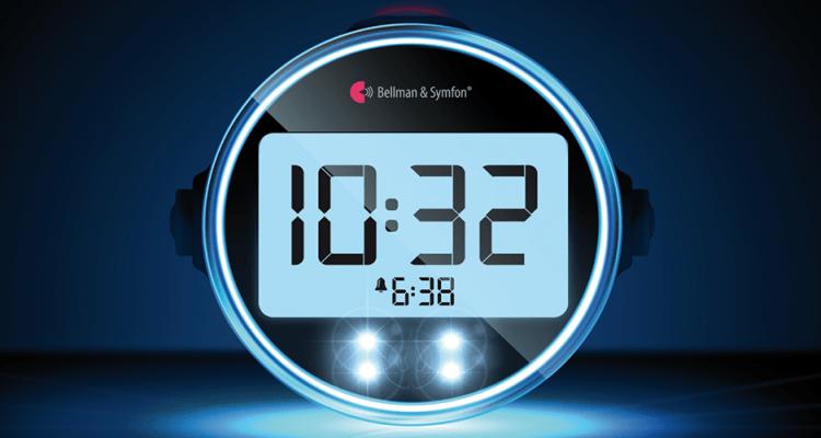 Reloj con alarma visual - Revista Accesos