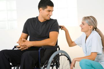 familia monoparental con discapacidad