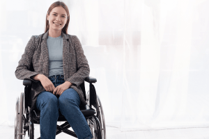 mujeres con discapacidad