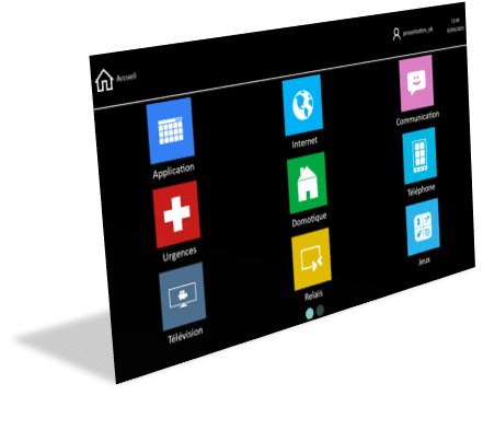 Pictocom aide l'accès à la domotique et à la communication