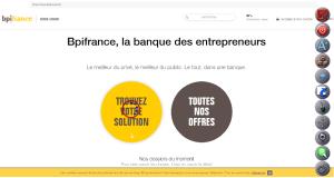 Le site de BPI France est accessible sur AbilityBrowser