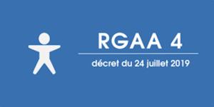 Logo RGAA 4
