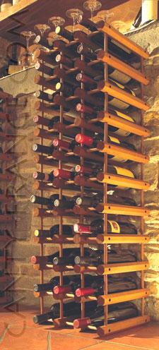 casiers a vins canty pour le rangement