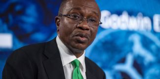 Insecurity, according to Godwin Emefiele, the Governor of the Central Bank of Nigeria (CBN), is to blame for the country's rising inflation.