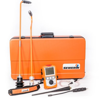 VT460 tracer gas professional kit