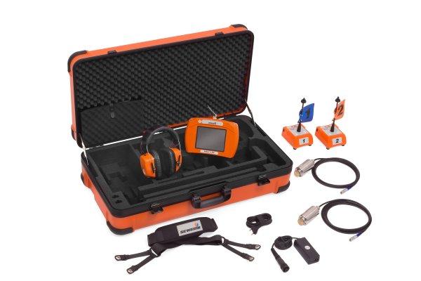 SeCorrPhon AC200 Professional Correlator & Water Leak Detector