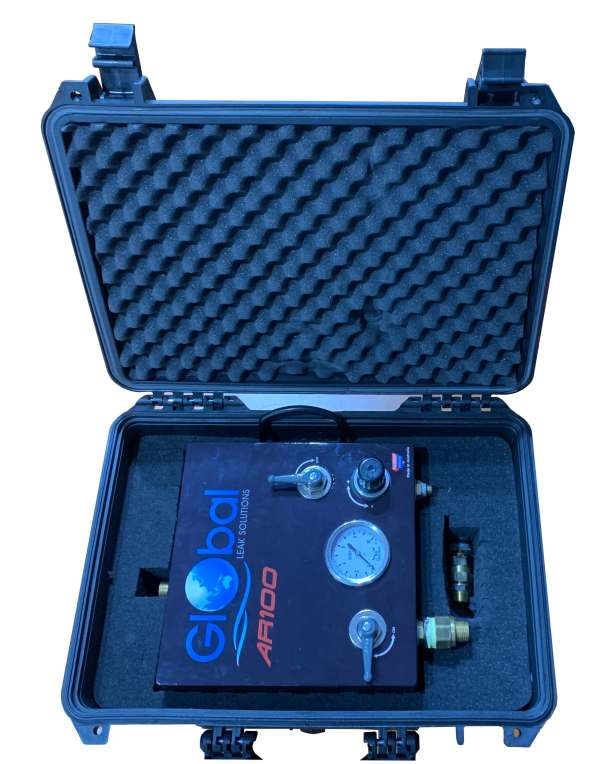 AR100 Small water leak detector