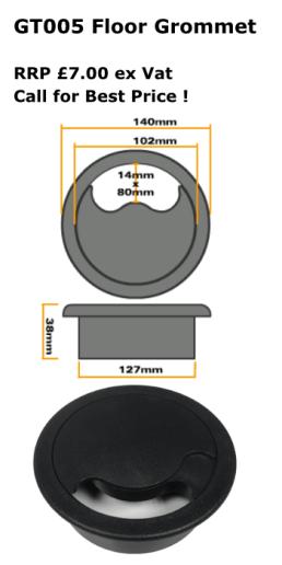 GT005 Round Grommet