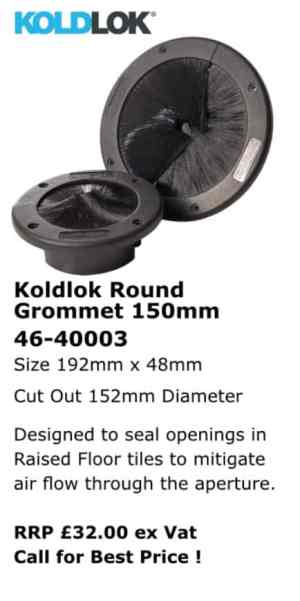 Koldlok Round Grommet 150mm 46-4003