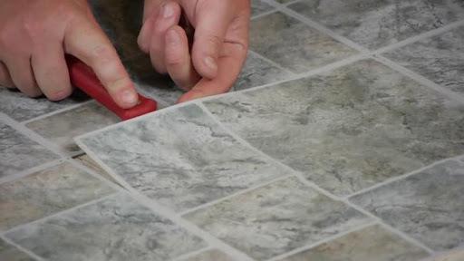 how to remove vinyl flooring pvc tiles