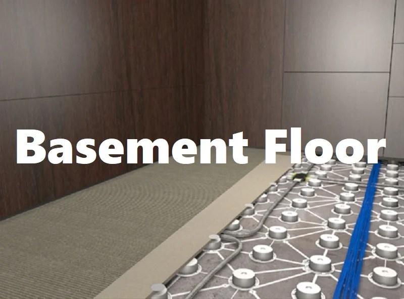 basement floor design ideas choose