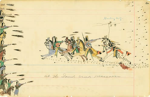 General History of the Western Indian Tribes 1851-1870 – Indian Wars