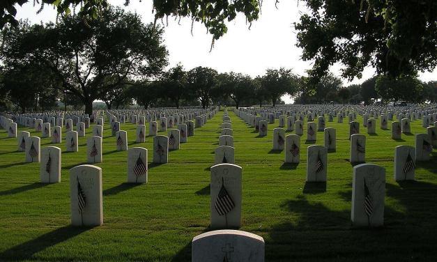 Bexar County Texas Cemeteries