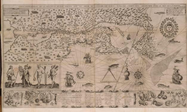 The Authenticity and Accuracy of Champlain's 1632 Map