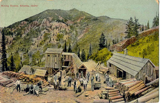 Illustrated History of the State of Idaho