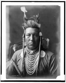 Swallow Bird, Crow Indian, Montana
