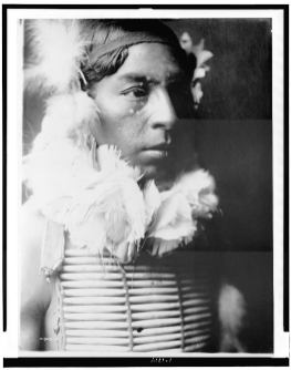 The Dancer, Crow Indian