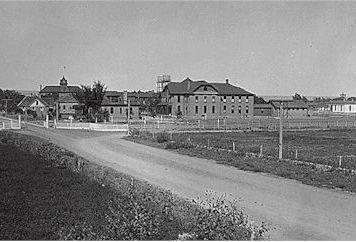Albuquerque Indian School Complex