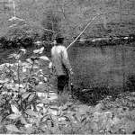Eastern Cherokee Indian Fishing