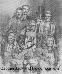War With The Modoc – Indian Wars