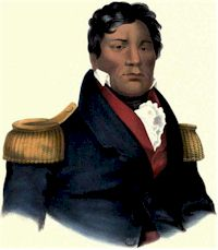 Pushmataha A Choctaw Warrior 1764 - 1824