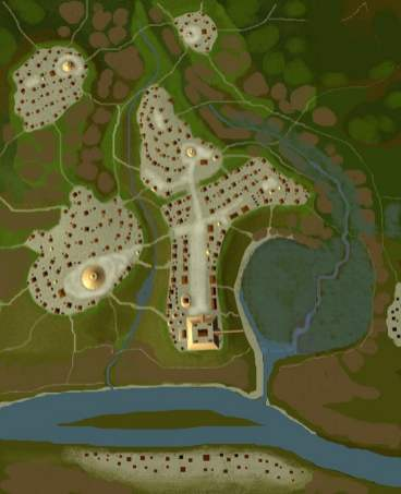 Ocmulgee in 1150
