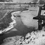 The Moat in Winter, Fort Mifflin, Philadelphia