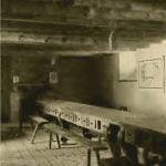 The Mess Hall: Interior Views Of Fort Ticonderoga, New York