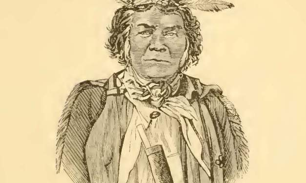 Shau-be-na Potawatami Chief