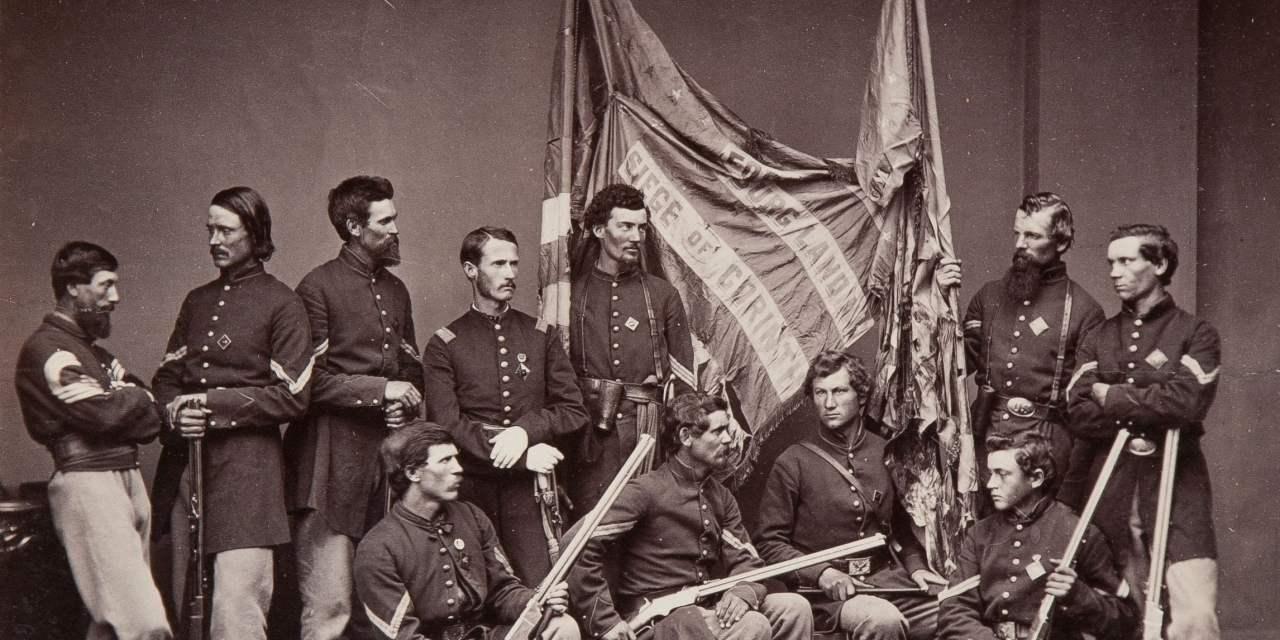 Histories of Illinois Civil War Regiments and Units