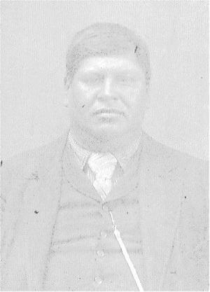 Andrew John Jr. (Gar-stea-ode), Seneca