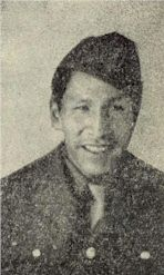 Charles Under Baggage Jr., Sioux
