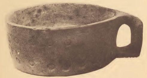 Pamunkey pottery cup.