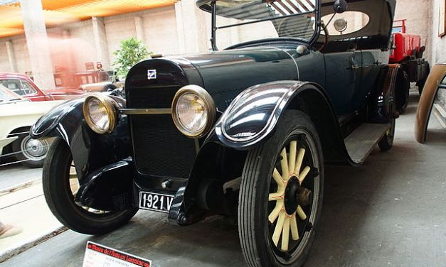1921 California Automobile Registrations