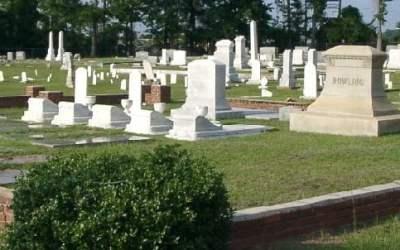 Claybank Cemetery Ozark Alabama