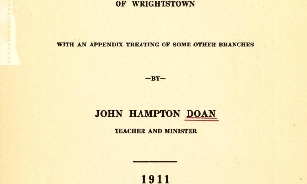 Hampton History: an account of the Pennsylvania Hamptons in America