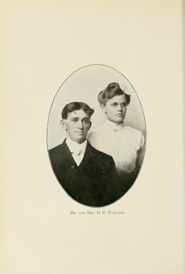 Mr. and Mrs. D. E. Wallace