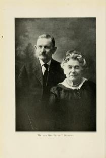 Mr. and Mrs. Frank J. Bellows