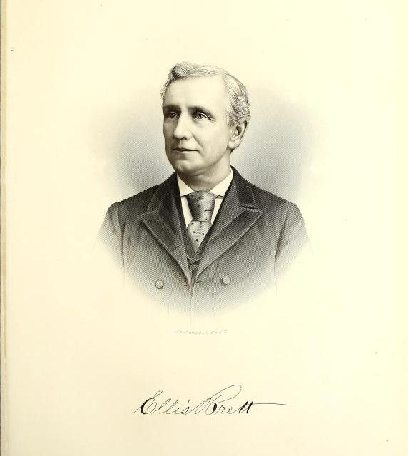 Descendants of William Brett of Bridgewater, MA